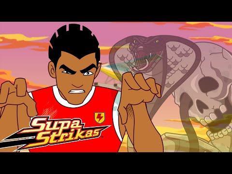 BRAND NEW Supa Strikas - Season 7! - T'omb It May Concern!   Soccer Cartoon For Kids