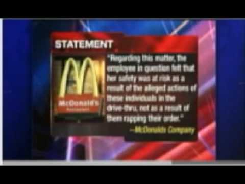 rapping - A rap by four teenagers at a McDonald's has gotten them a bad rap in one Utah city. The teens were cited by American Fork police earlier this week for disord...