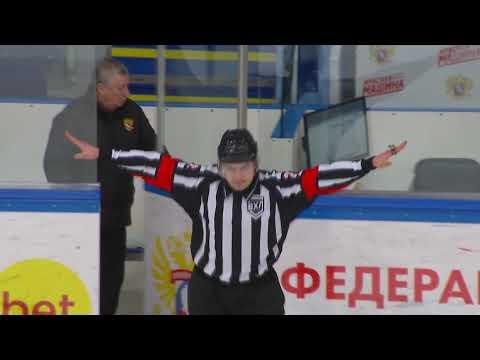 Чемпионат ВХЛ. ХК «Рубин» - «Металлург» - 2:4. Видеообзор