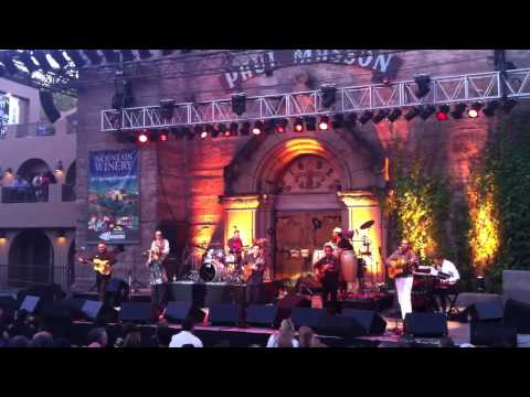 The Gipsy Kings at the Mountain Winery in Saratoga 2011