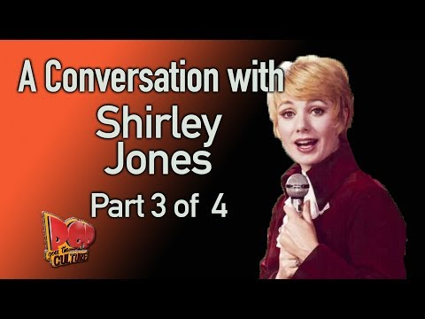 Shirley Jones talks about her musical career Part 3 of 4