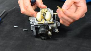 8. (How to Jet) a Honda Ruckus carb