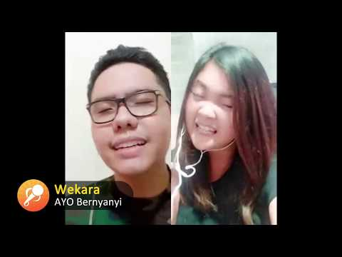 DUET DI APLIKASI KARAOKE ONLINE | OFFICIAL VIDEO WEKARA