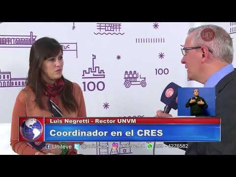 La UNVM participa de la CRES