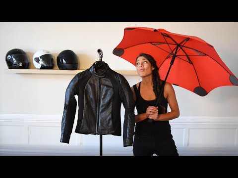 Alpinestars Stella Vika Leather Jacket Review
