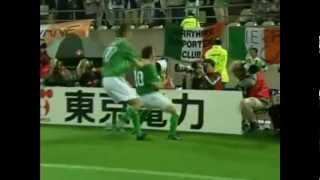 Robbie Keanes Last-Minute-Tor gegen Deutschland (WM 2002)
