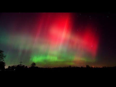 Timelapse Aurora