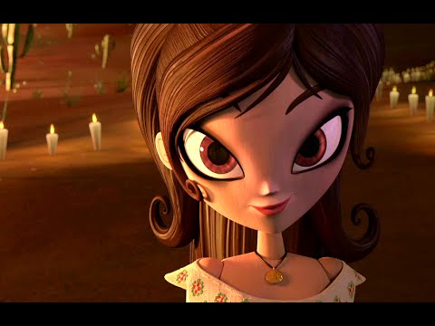 The Book of Life Official Trailer 2 (2014) Zoe Saldana, Channing Tatum Movie HD