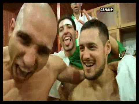 اغنية رياضية مجنونة لمنتخب الجزائر - فرحة مكمولة -