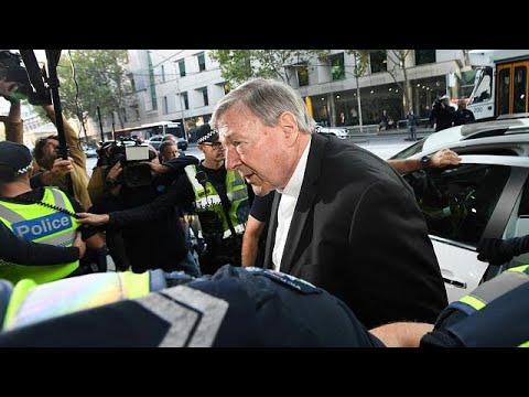 Vatikan-Finanzchef muss vor Gericht - Prozess wegen Missbrauch in Melbourne