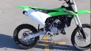 4. 2018 Kawasaki KX100