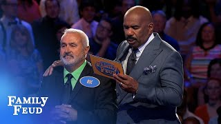 Video Is Ric about to SHOCK THE WORLD? | Family Feud MP3, 3GP, MP4, WEBM, AVI, FLV Maret 2019
