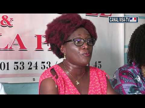 COTE D' IVOIRE: ACT.2- CONFERENCE DE PRESSE DE ACI SUR LA PAIX