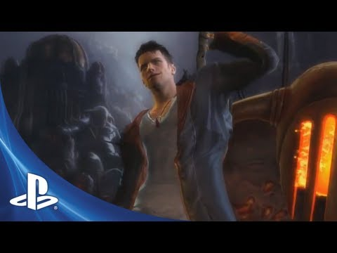 PlayStation All-Stars Battle Royale - Dante Trailer