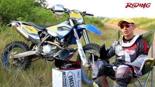 3. [HD] Riding Magazine#219 : DirtBike Riding Test - Husaberg FE501