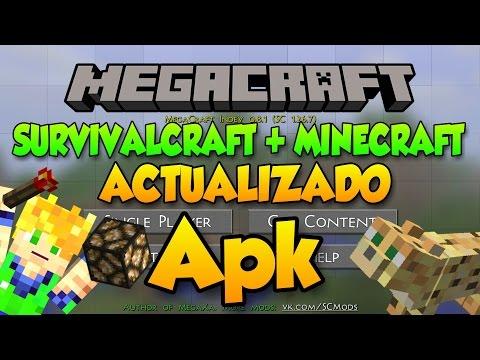 Игры На Андроид Mega Craft Мод На Survivalcraft