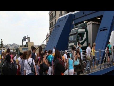 Nέα 24ωρη απεργία της ΠΝΟ- Δεμένα τα πλοία μέχρι την Τετάρτη…