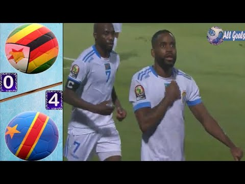 Zimbabwe vs DR Congo 0-4 All Goals & Full Highlights |CAN 2019|