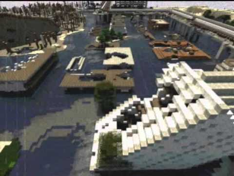 Earth Minecraft Project