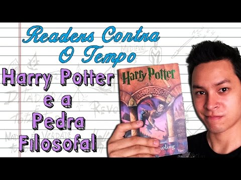 Harry Potter e a Pedra Filosofal - Readers Contra o Tempo