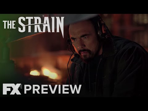 The Strain Season 3 Promo 'Hunted'