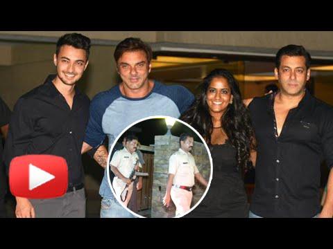 Salman Khan's Special Birthday Party for Arpita