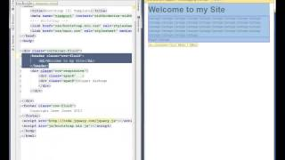 Intro to Mobile I - Intro to Twitter Bootstrap - Lecture 9