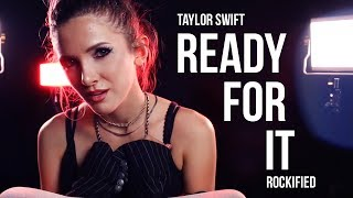 Video Taylor Swift - ...Ready For It? - Rock cover by Halocene MP3, 3GP, MP4, WEBM, AVI, FLV Maret 2018