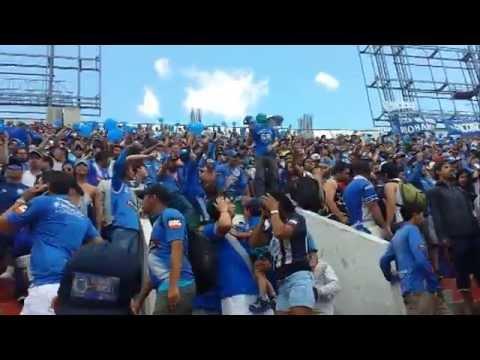 Video - Liga 0 - 0 EMELEC Boca del pozo poniendo el carnaval en al taza blanca - Boca del Pozo - Emelec - Ecuador