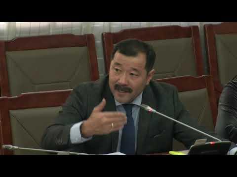 Ж.Бат-Эрдэнэ: Мал аж ахуйг эргэлтэд оруулж, малчдыг идэвхжүүлэх хэрэгтэй байна