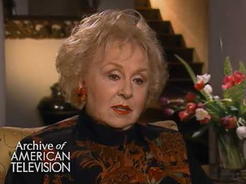 "Doris Roberts on getting cast on ""Remington Steele"" - TelevisionAcademy.com/Interviews"
