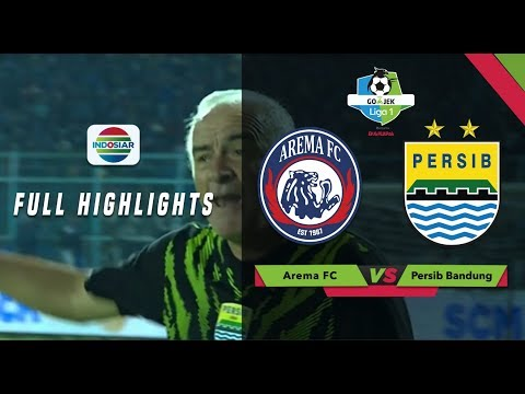 Download Video AREMA FC (2) Vs PERSIB BANDUNG (2) - Full Highlight  | Go-Jek Liga 1 Bersama Bukalapak
