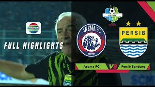 Video AREMA FC (2) vs PERSIB BANDUNG (2) - Full Highlight  | Go-Jek Liga 1 bersama Bukalapak MP3, 3GP, MP4, WEBM, AVI, FLV Juni 2018