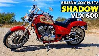 9. HONDA SHADOW VLX Â¡Para el Rebelde Que Llevas Dentro!
