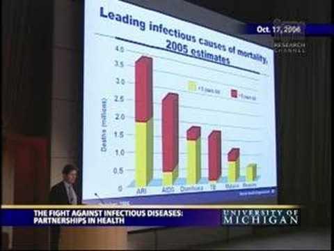 Der Kampf gegen Infektionskrankheiten