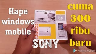 Video HAPE windows phone sony dulu 2.5 juta sekarang cuma 300 ribu kondisi baru.(unboxing) MP3, 3GP, MP4, WEBM, AVI, FLV Februari 2018