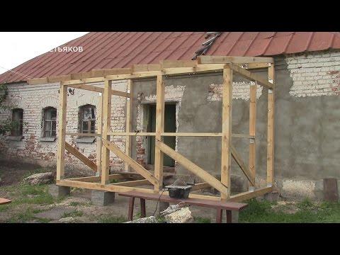 Как построить террасу своими руками к дому