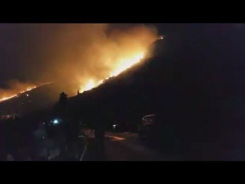 Υπό έλεγχο η πυρκαγιά στα Σιμωτάτα της Κεφαλονιάς