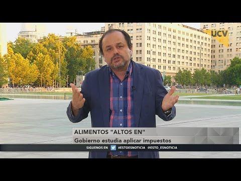 video El Gobierno estudia aplicar impuestos a alimentos con sellos
