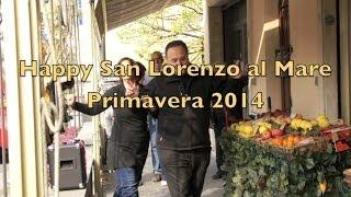 San Lorenzo Al Mare Italy  City new picture : Happy San Lorenzo al Mare Primavera 2014