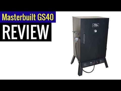 Masterbuilt GS40 20050211 Black Propane Smoker review