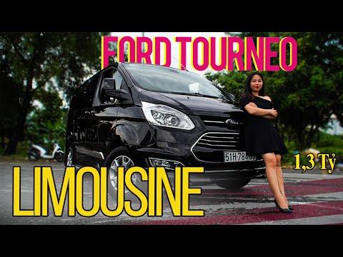 Ford Tourneo Limousine Skybus Giá 1,3 Tỷ   MPV 7 Chỗ Ford Tourneo   Gái Mê Xe