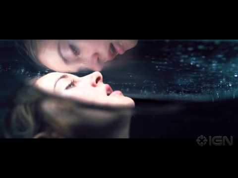 "Divergent: ""Drowning"" Clip"
