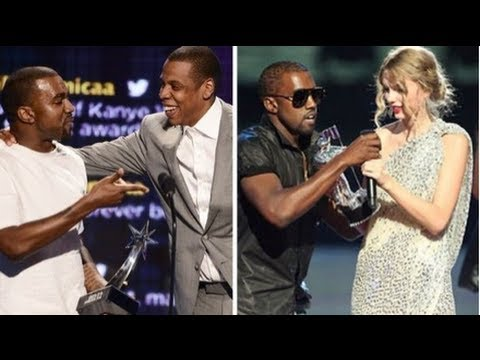 Jay-Z Re-Creates Taylor Swift's Moment With Kanye at the BET Awards