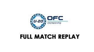 2014 OFC U-20 Championship  / MD1 / Solomon Islands vs Papua New Guinea