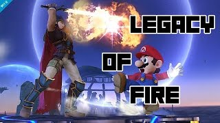"""[x-post from smashbros] You like Ike?! I like Ike. Here's an ike guide featuring basics and stuff you might not know about the blue """"bair""""ed swordsman"""