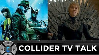 Watchmen HBO Series with LOST Co-Creator, New Game of Thrones Season 7 Trailer - Collider TV Talk by Collider