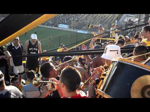 Final Del Partido , La Banda Mostro - La Banda Monstruo - Almirante Brown