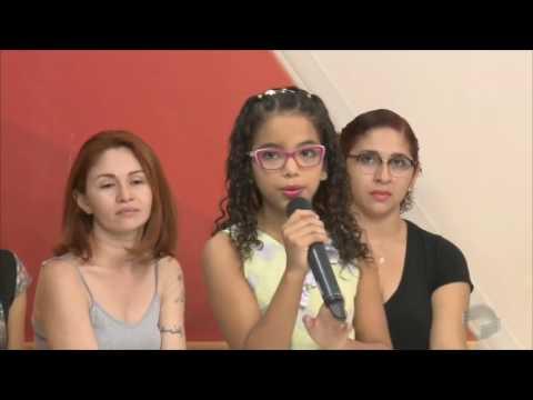 Lagoa do Piauí descobre o talento Kiara que canta e encanta