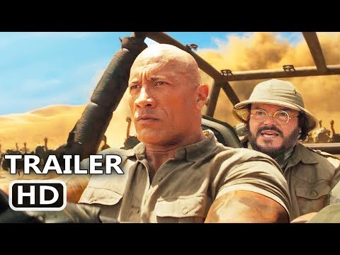 JUMANJI 3 Trailer # 2 (NEW 2019) Dwayne Johnson, Kevin Hart, Next Level Movie HD